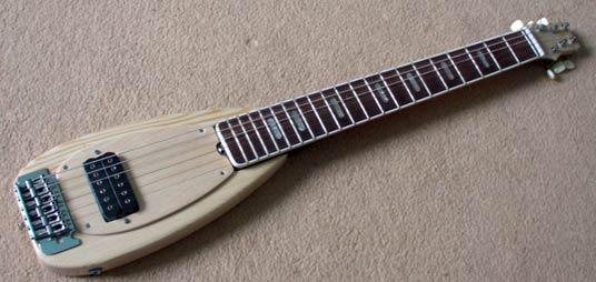 Эл.гитары своими руками
